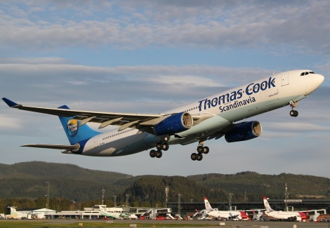 Thomas Cook Airbus A330-300