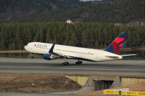Delta Air Lines Boeing B767-300ER