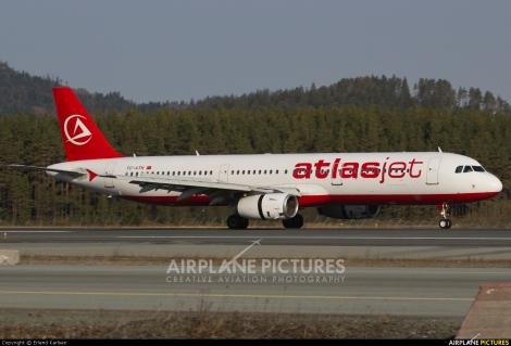 Atlasjet Airbus A321
