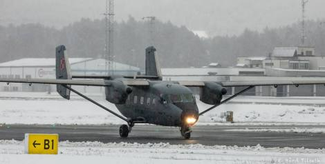 Polish Navy Antonov AN28