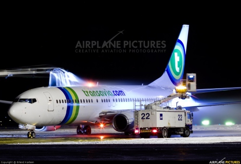 Transavia Boeing B737-800