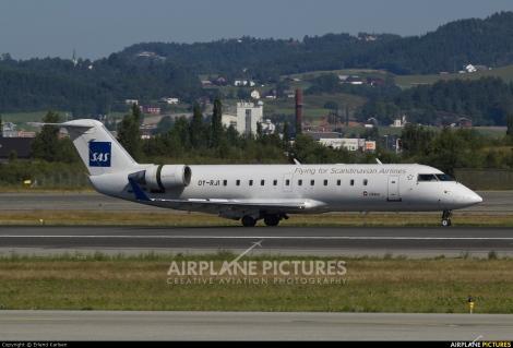 SAS Scandinavian Airlines Cimber A/S CRJ200