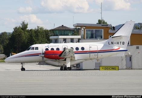 Helitrans BAe Jetstream J32
