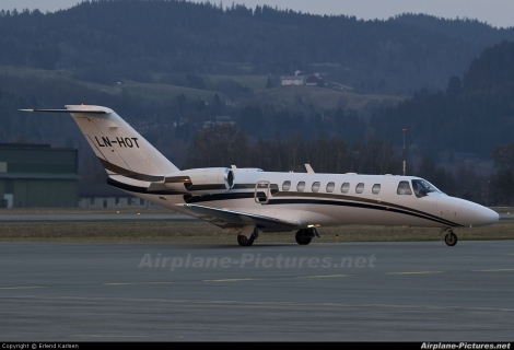 Helitrans /Rely AS Cessna C525B