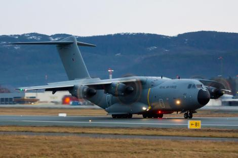 Royal Air Force Airbus A400M