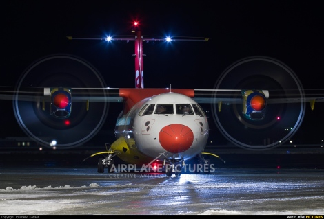 DAT / Danish Air Transport ATR72