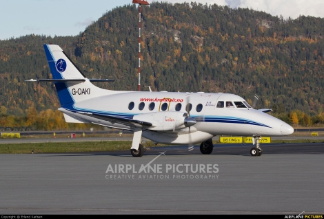 AIS Airlines / Krohn Air BAe Jetstream J31