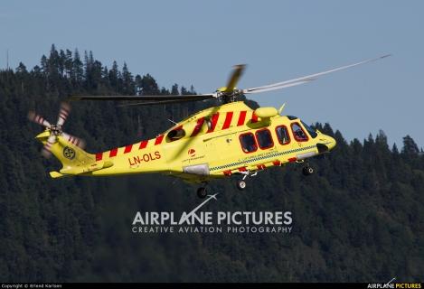 Lufttransport Agusta Westland AW 139