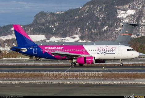 Whizz Air Airbus A320