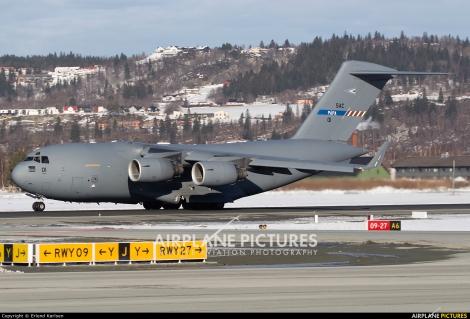 NATO Boeing C-17 Globemaster III
