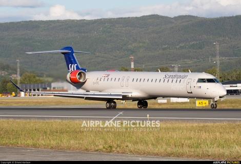 Cityjet / SAS Scandinavian Airlines Canadair CRJ900