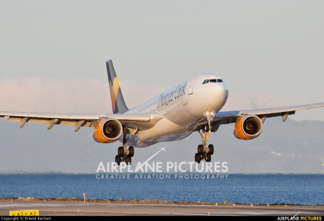 Thomas Cook Airlines Scandinavia Airbus A330-300