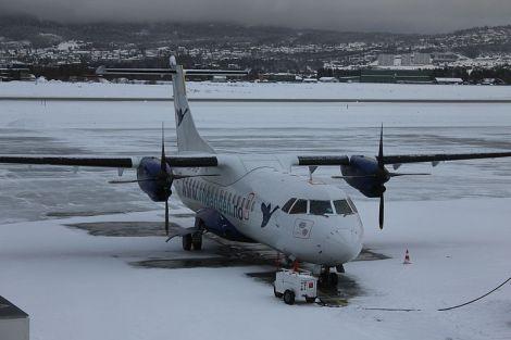 Helitrans / Vildanden ATR42-300