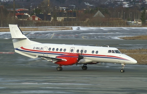 Helitrans / Eastern Airways BAe Jetstream J41