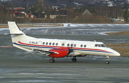 Helitrans / Eastern Airways BAe Jetstream J41