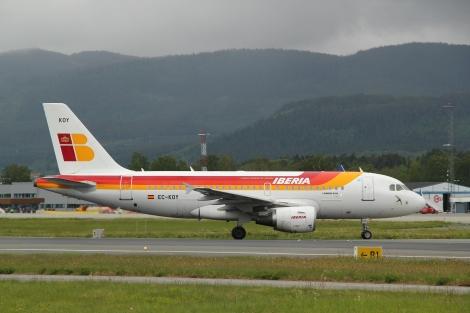 Iberia Airbus A319