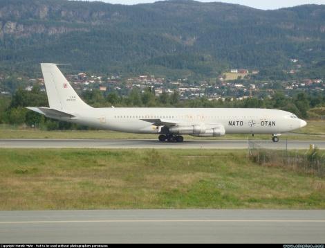NATO Boeing B707-300
