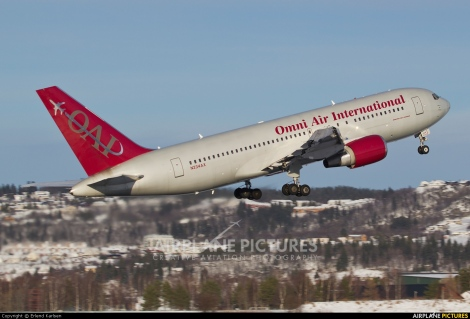 Omni Air International Boeing B767-200