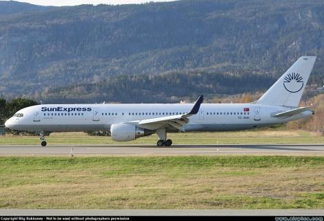 SunExpress Boeing B757-200