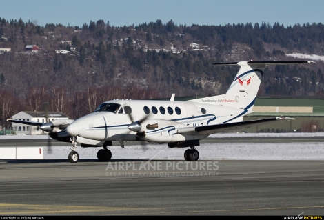 Scandinavian Air Ambulance Beechcraft 200 King Air