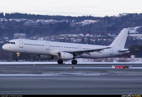 SmartLynx Airbus A321