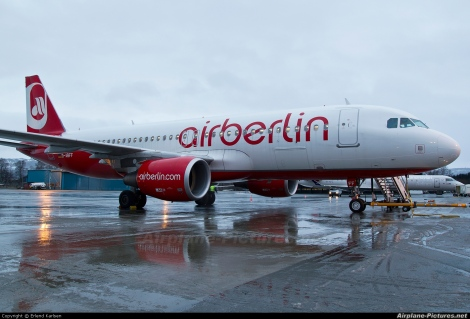 Air Berlin Airbus A320