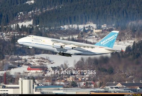Antonov Airlines Antonov AN124