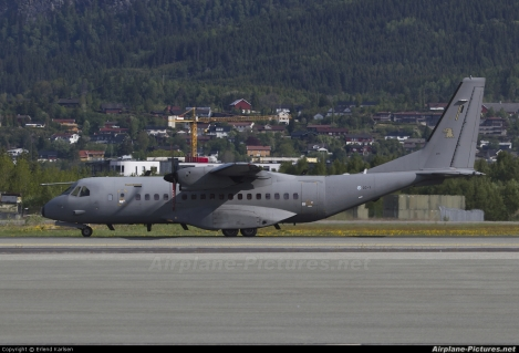 Finnish Air Force CASA C329
