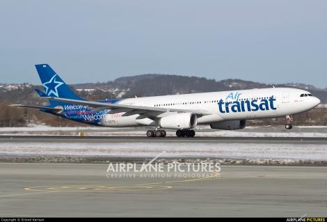 Air Transat Airbus A330-300