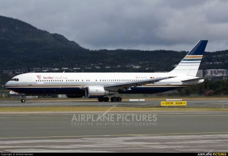 Privilege Style Boeing B767-300ER