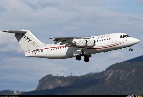 CityJet BAe AVRO RJ85