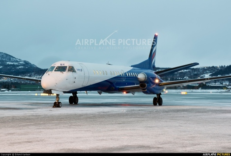 Eastern Airways Saab S2000