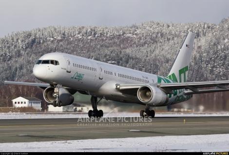 Mint Airways Boeing B757-200