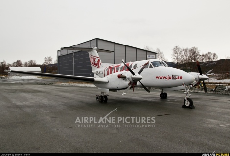 Jula Postorder AB Beechcraft 200 Super King Air