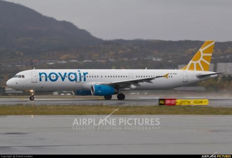 Novair Airbus A321