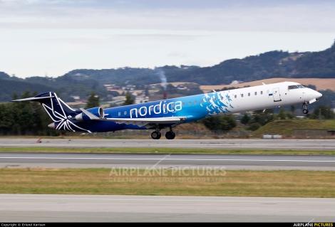 Nordica Canadair CRJ900