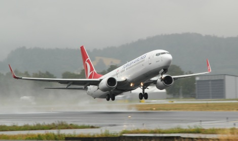 Turkish Airlines Boeing B737-800