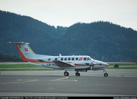 Lufttransport Beechcraft BE200 King Air