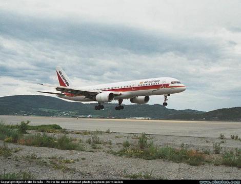 Air Europa Boeing B757-200