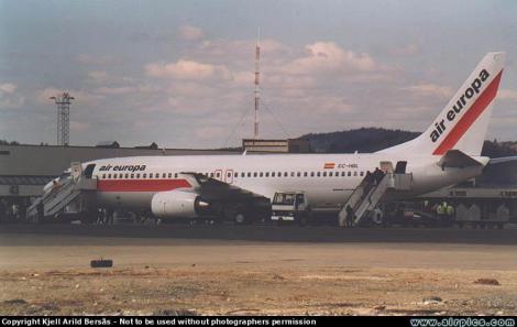 Air Europa Boeing B737-800