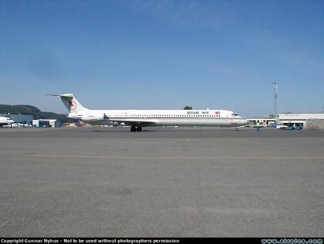 Onur Air McDonnell Douglas MD-88