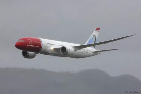 Norwegian Long Haul Boeing B787-8
