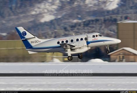 AIS Airlines / Krohn Air BAe Jetstream J31