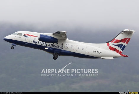 Sun Air / British Airways Dornier DO328