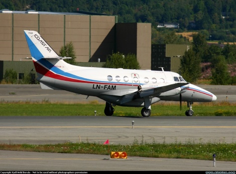 Coast Air BAe Jetstream J32