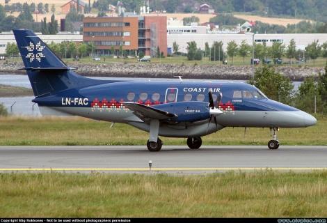 Coast Air BAe Jetstream J32