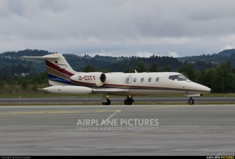 Air Alliance Learjet LJ35