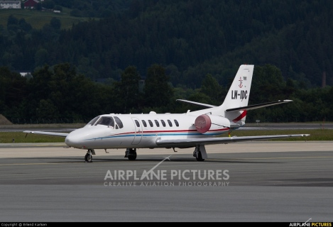 Hesnes Air Cessna C560 Citation Encore