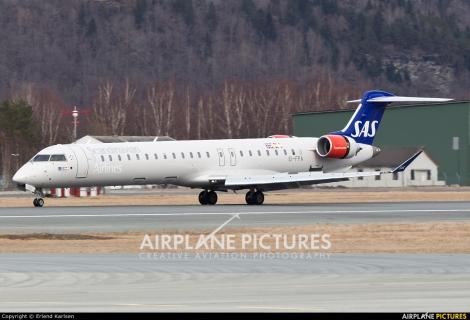 Cityjet / SAS Canadair CRJ900
