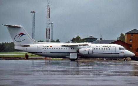 Eurowings BAe 146-300